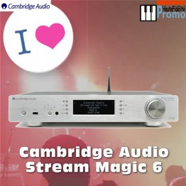 Cambridge Audio Stream Magic 6 v2 (occasion)
