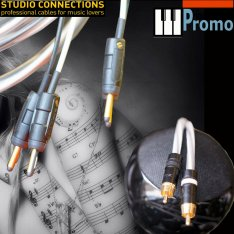 Studio Connections Pack Monitor (RCA + HP)