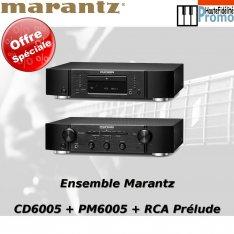 Marantz Ensemble 6005