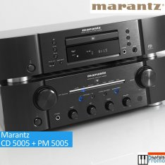 Marantz CD 5005 + PM 5005