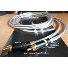 Abbey Road Cables Monitor - RCA - 1 m.