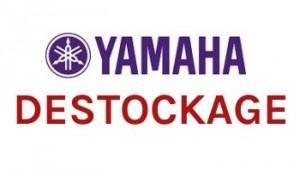 Remises exceptionnelles sur les produits Yamaha
